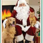 Pictures with Santa at Baron's!  Dec 21st, 11-3 PM