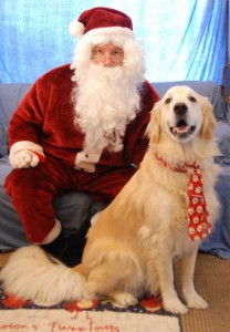 Pet Photos with Santa in Timonium MD @ Pet Valu